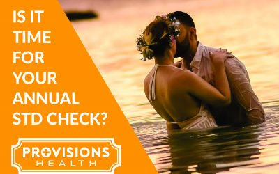 Is it time for your annual STD check?
