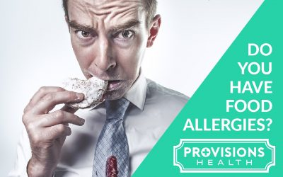 Do you have food allergies?